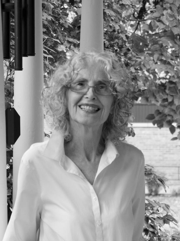 Myrna Orenstein portrait